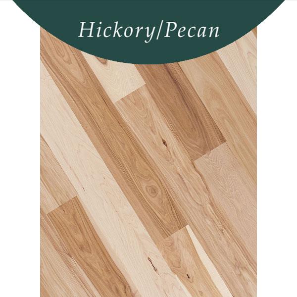 Standard Flooring Saroyan Flooring Species Hickory Pecan 1