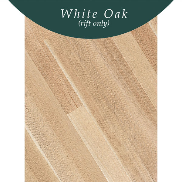 Standard Flooring Saroyan Flooring Species White Oak Rift Only 1