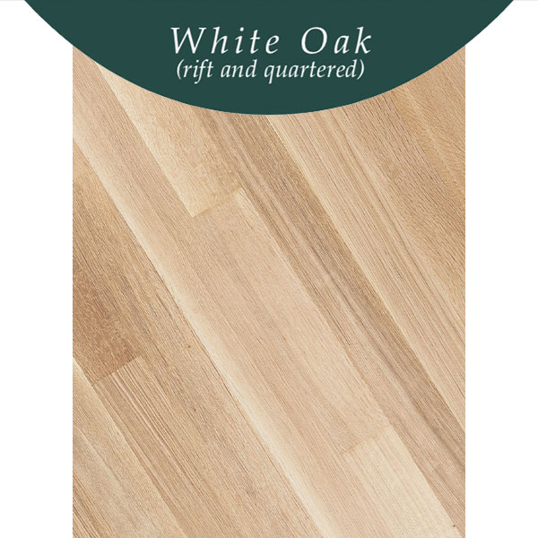 Standard Flooring Saroyan Flooring Species White Oak Rift Quartered 1