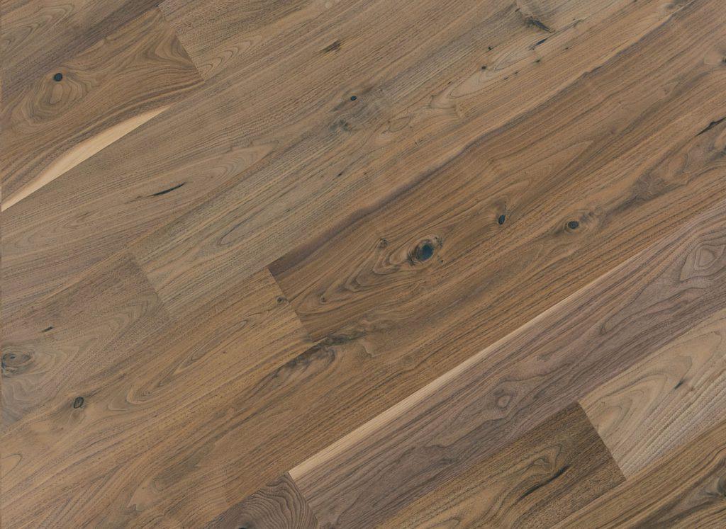 Light Rustic Walnut Flooring at Saroyan