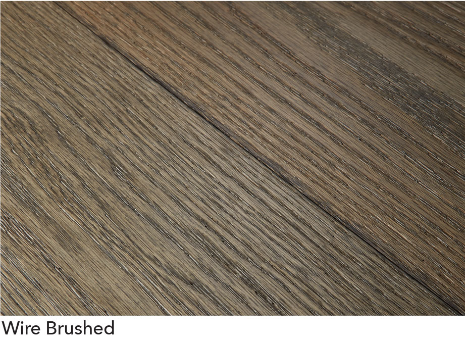Custom Flooring Saroyan Hardwoods Custom Flooring Textures Wire Brushed