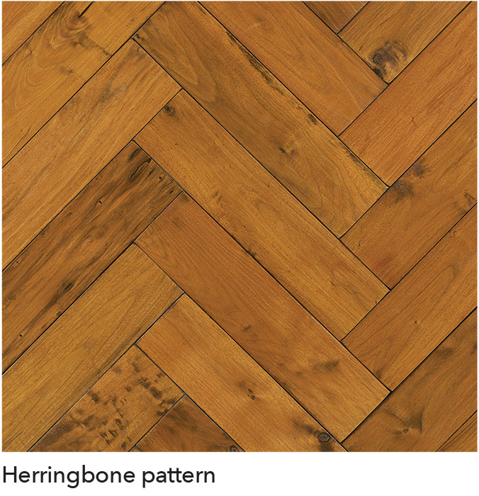 Herringbone & Chevron 1
