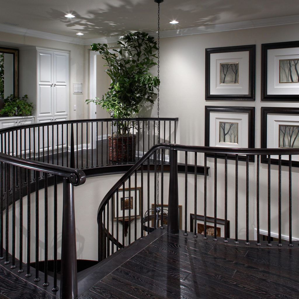 Grand Staircase, Above  Inspiration Saroyan Hardwoods Inspiration Gallery Spiral Grand Staircase Above 1024x1024