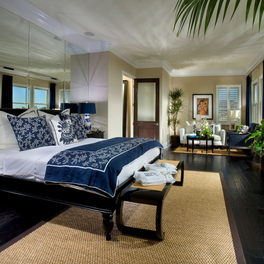 Modern Coastal Bedroom