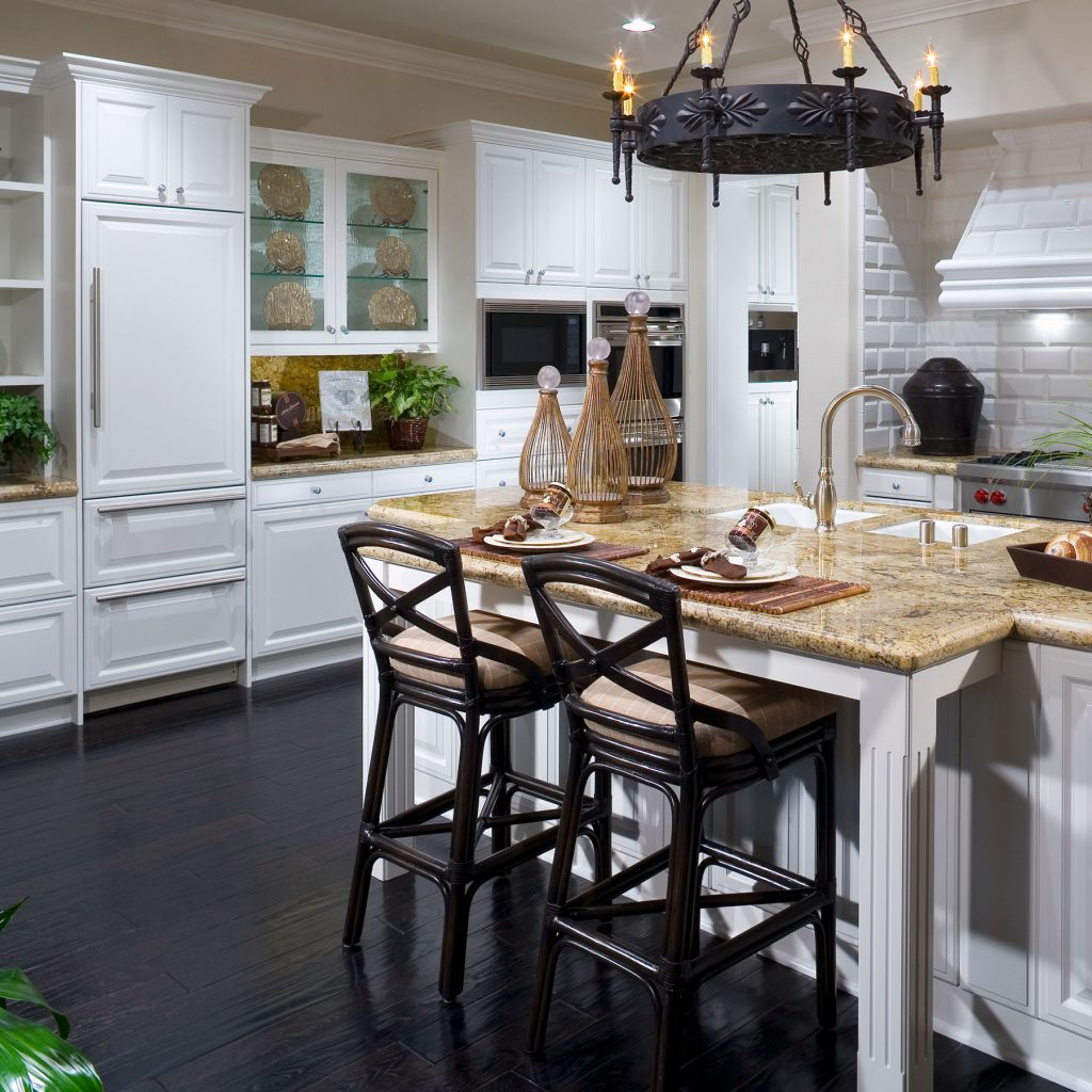 Modern White Kitchen  Inspiration Saroyan Hardwoods Inspiration Modern Kitchen White 1024x1024