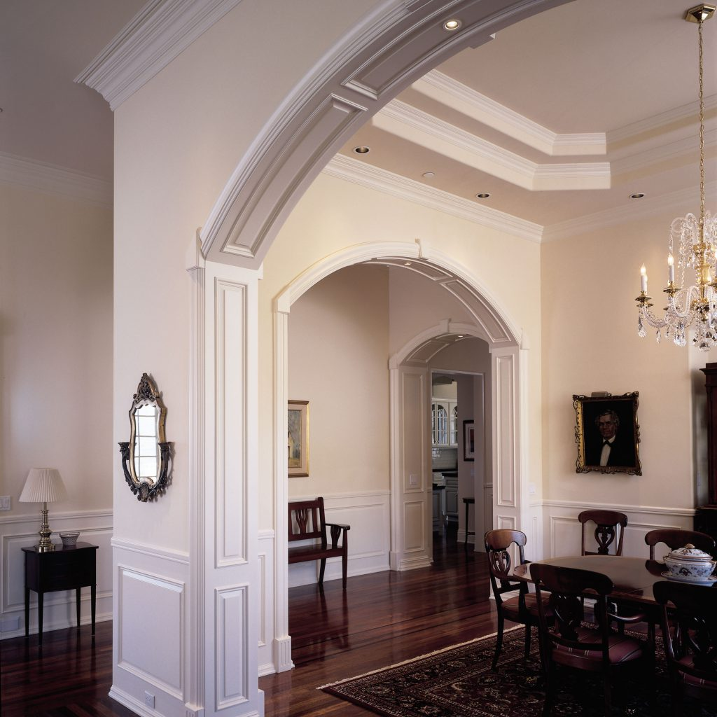 Traditional Dining Room Hardwood Moulding  Inspiration Saroyan Hardwoods Inspiration Traditional Room 1024x1024