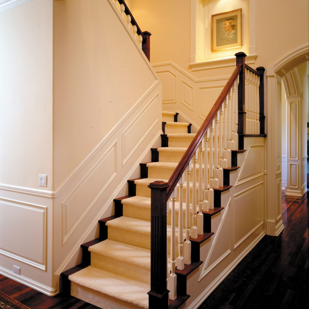 Traditional Staircase  Inspiration Saroyan Hardwoods Inspiration Traditional Staircase 1024x1024