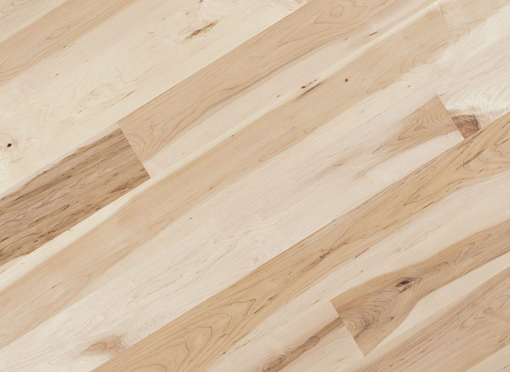 Second Grade Maple Hardwood Flooring