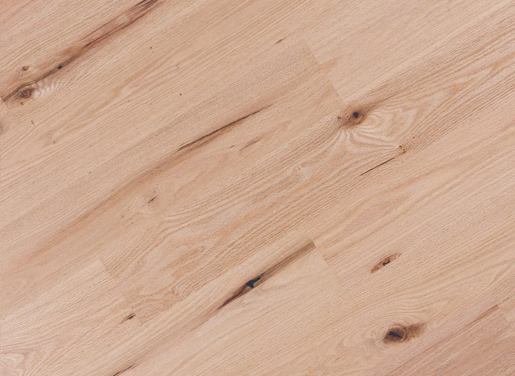 Light Rustic Red Oak Flooring