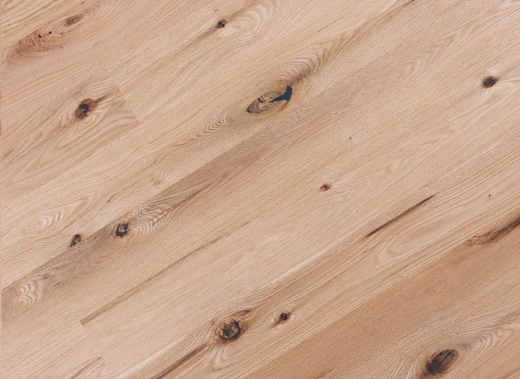 Rustic Red Oak Flooring