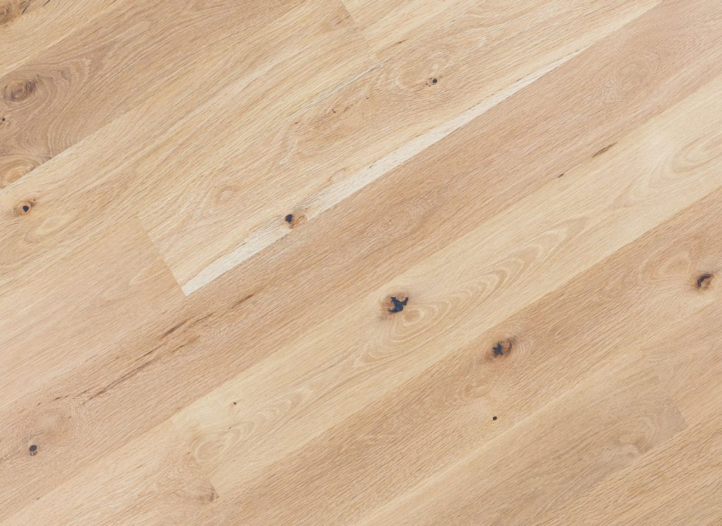 Light Rustic Plainsawn White Oak