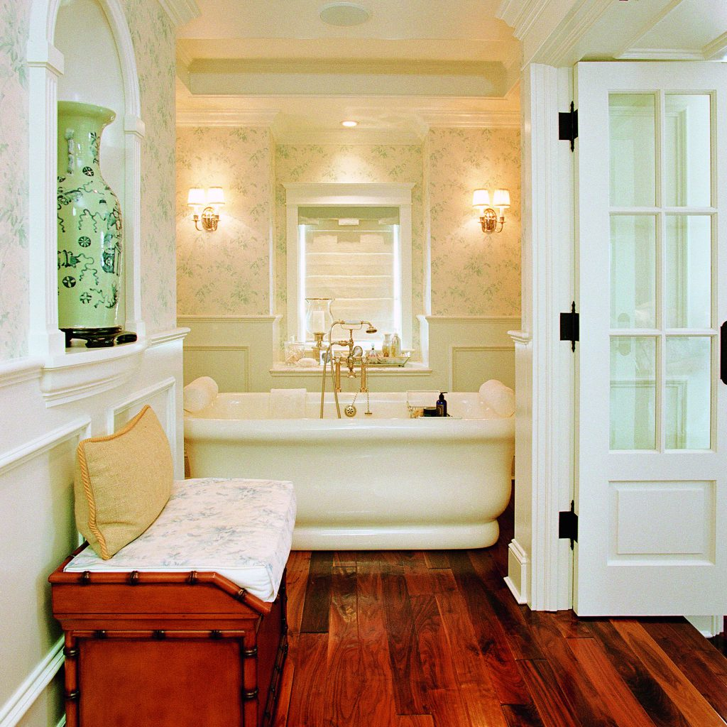 House Bathroom  Inspiration Saroyan Hardwoods Shadden House Bathroom 1024x1024