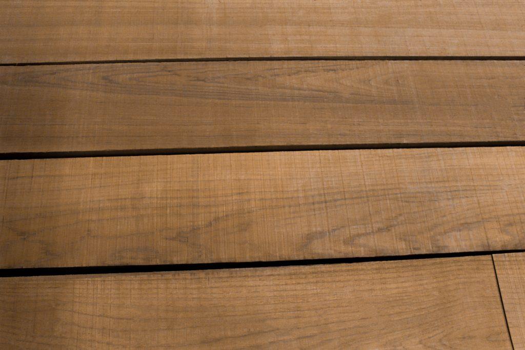 Burmese Teak Lumber